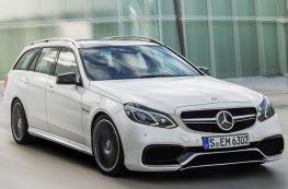 2014 Mercedes-Benz E63 AMG Estate - www.hartvoorautos.nl