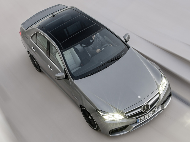 2014 Mercedes-Benz E63 AMG - www.hartvoorautos.nl
