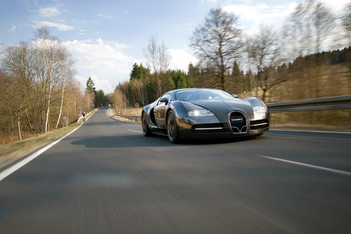 Bugatti Veyron Mansory Linea Vincero - www.hartvoorautos.nl