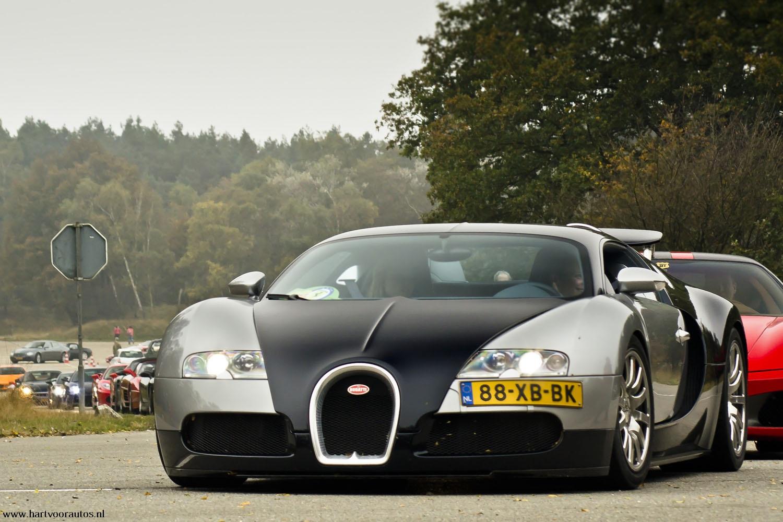 Bugatti Veyron - www.hartvoorautos.nl