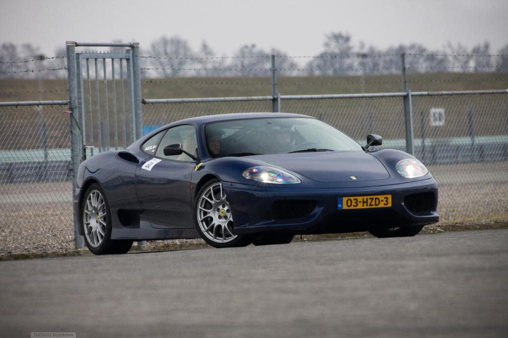 Ferrari Club Nederland - TT Assen - www.hartvoorautos.nl