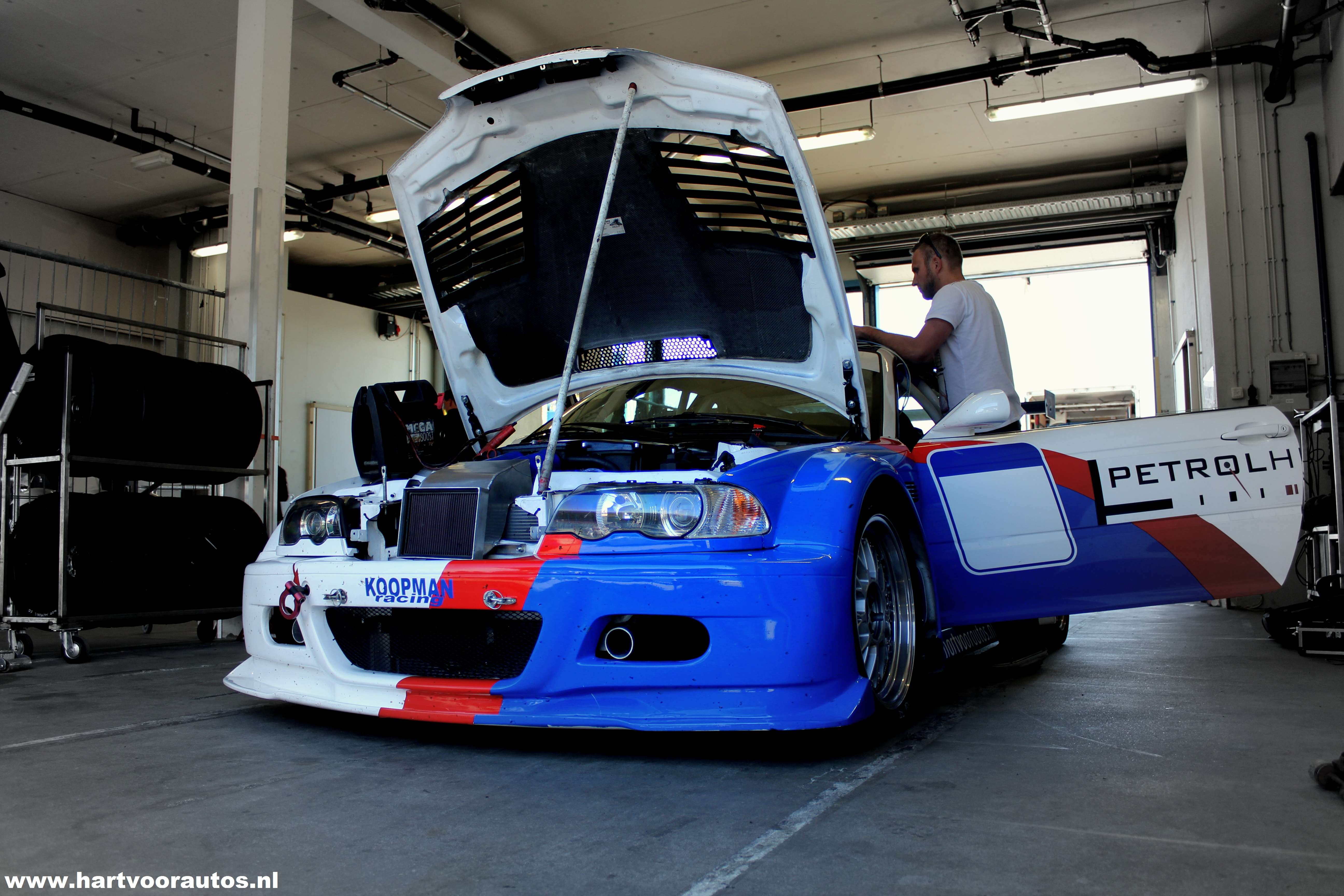 BMW M3 E46 GTR - www.hartvoorautos.nl