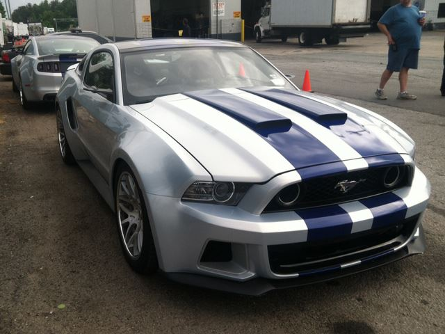 900HP Ford Mustang - Need For Speed Rivals