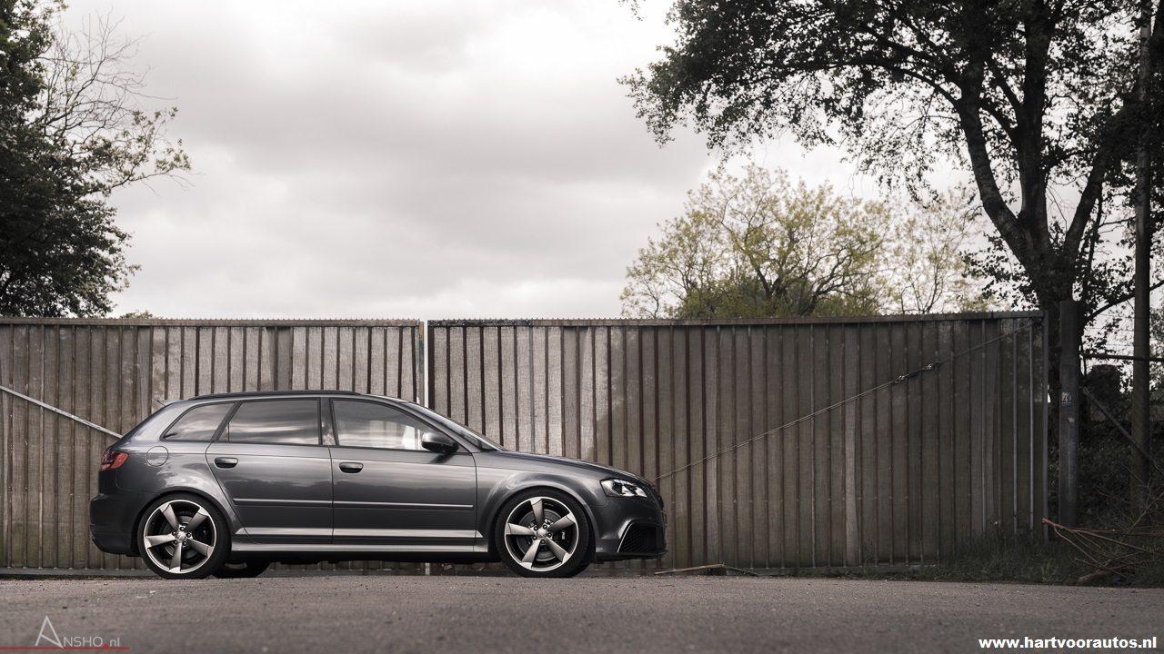 Audi RS3 Sportback - www.hartvoorautos.nl