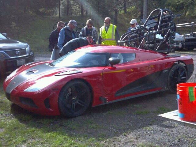 Koenigsegg Agera R - Need For Speed Rivals
