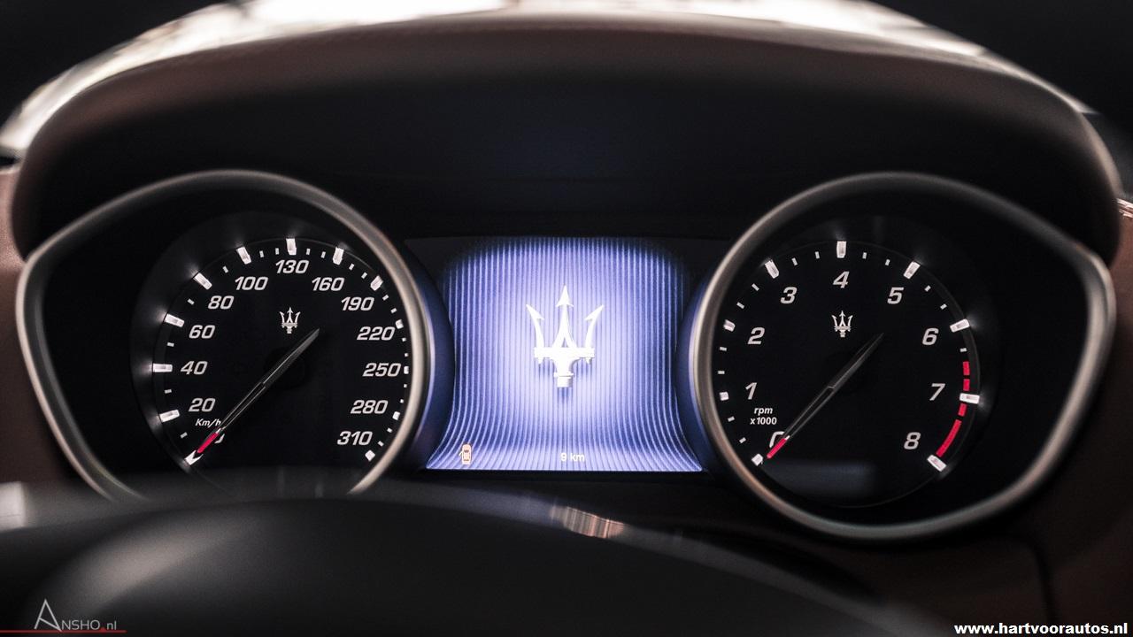 Maserati Ghibli - Louwman Exclusive - www.hartvoorautos.nl