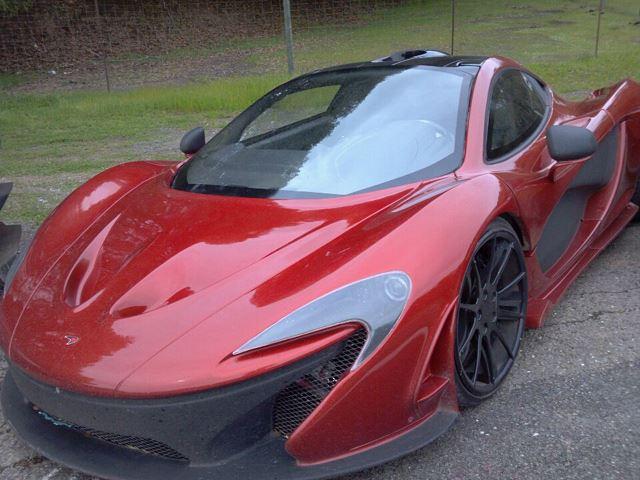 McLaren P1 - Need For Speed Rivals