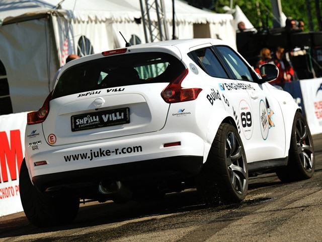 Nissan Juke R - Unlim 500+ - Dragtimes