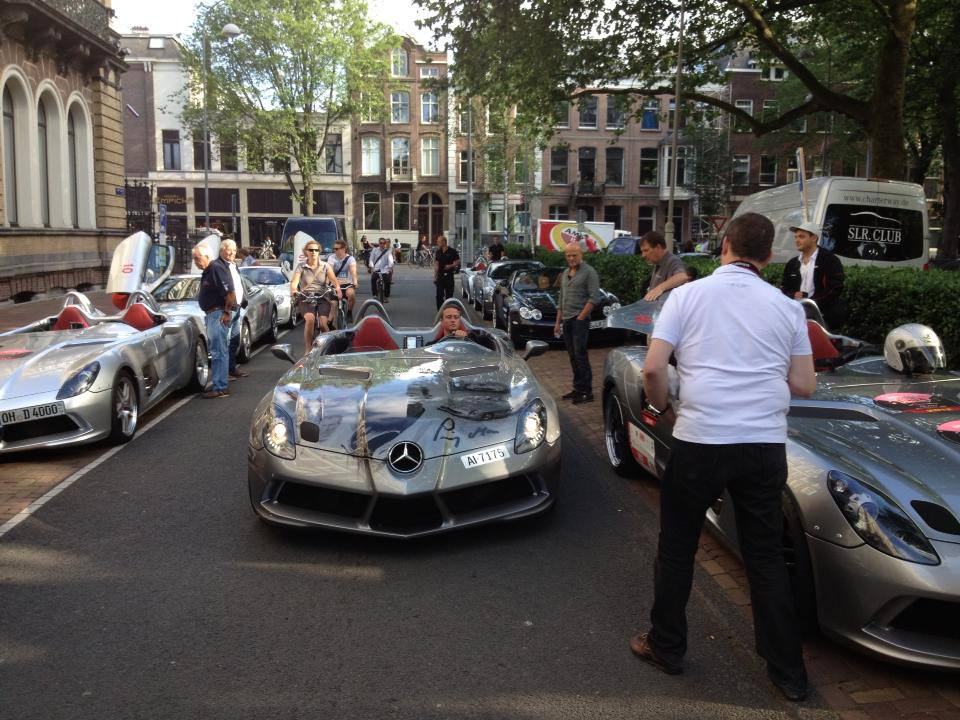 SLR Club - Stars of Benelux - Amsterdam - www.hartvoorautos.nl