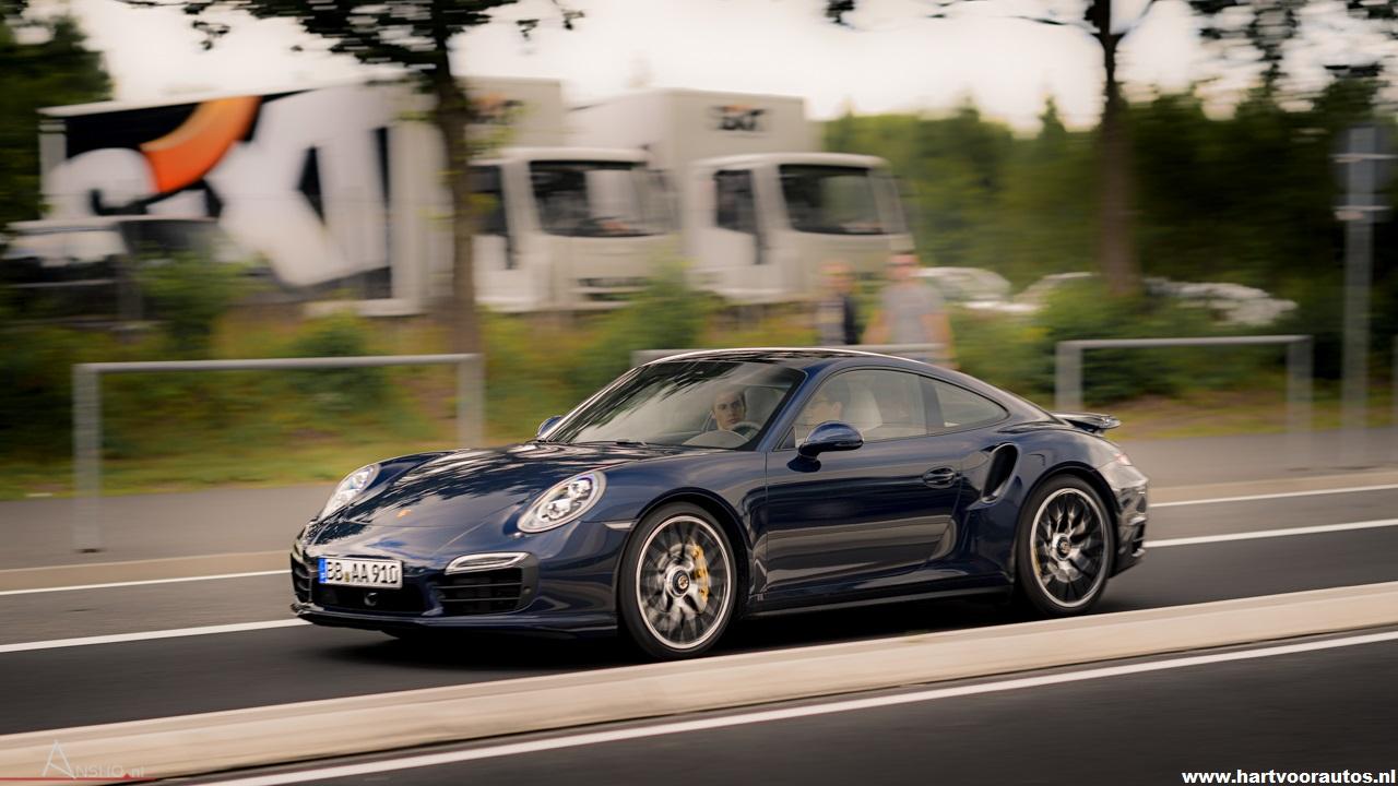 Porsche 911 991 Turbo S 2013 - www.hartvoorautos.nl