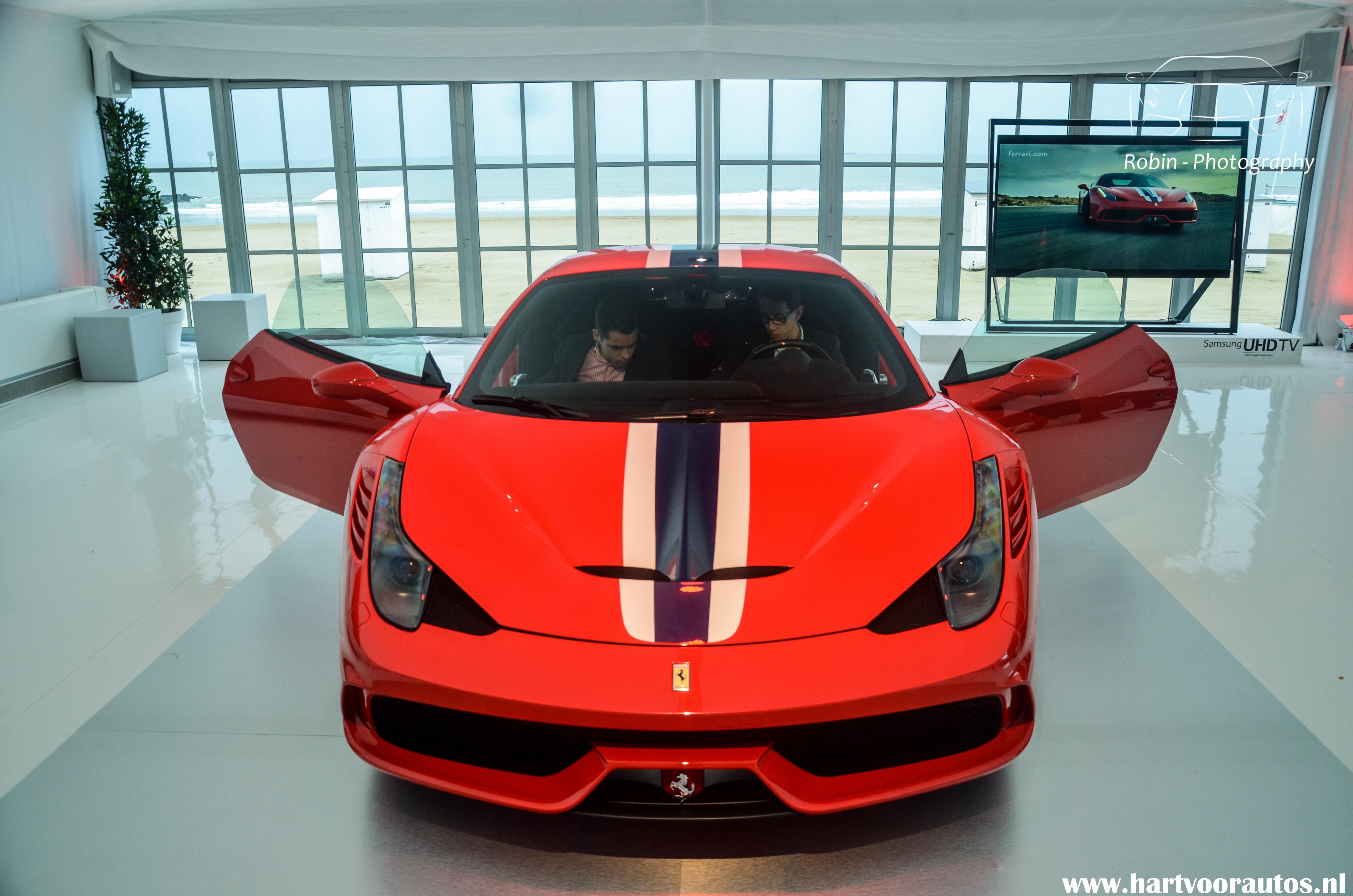 Ferrari 458 Speciale - www.hartvoorautos.nl