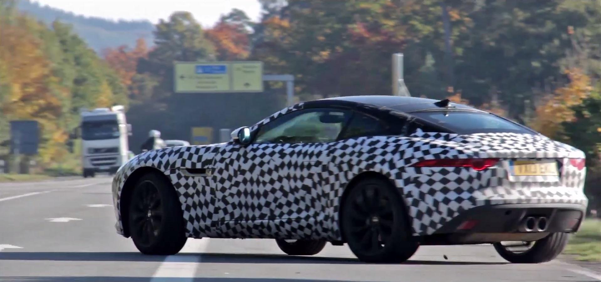 Jaguar F-Type V6 Coupe - www.hartvoorautos.nl