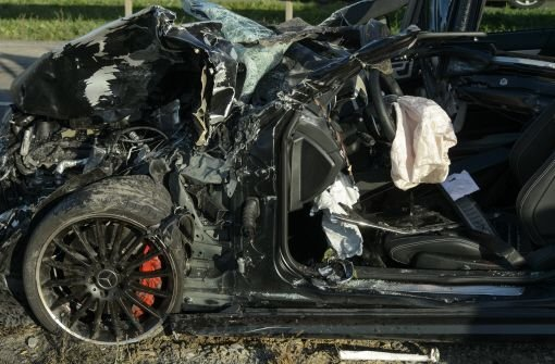 Boris Vukcevic - Mercedes-Benz C63 AMG Coupe Crash - www.hartvoorautos.nl