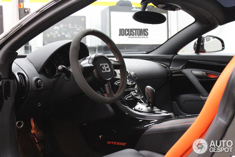 Bugatti Veyron 16.4 Grand Sport Vitesse World Record Car Edition - www.hartvoorautos.nl