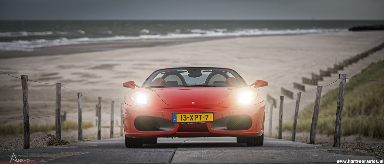 Ferrari F430 Spider - www.hartvoorautos.nl