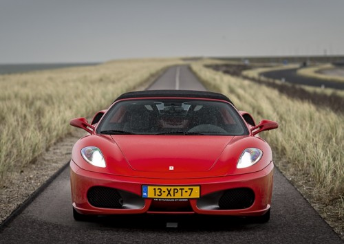 Rij-impressie: Ferrari F430 Spider