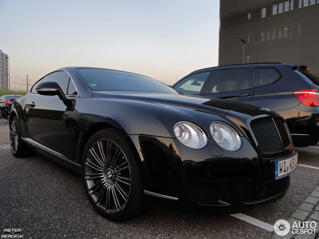 Khalid Boulahrouz - Bentley Continental GT Speed - www.hartvoorautos.nl