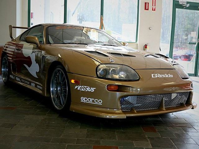 fast and furious toyota supra for sale. Black Bedroom Furniture Sets. Home Design Ideas
