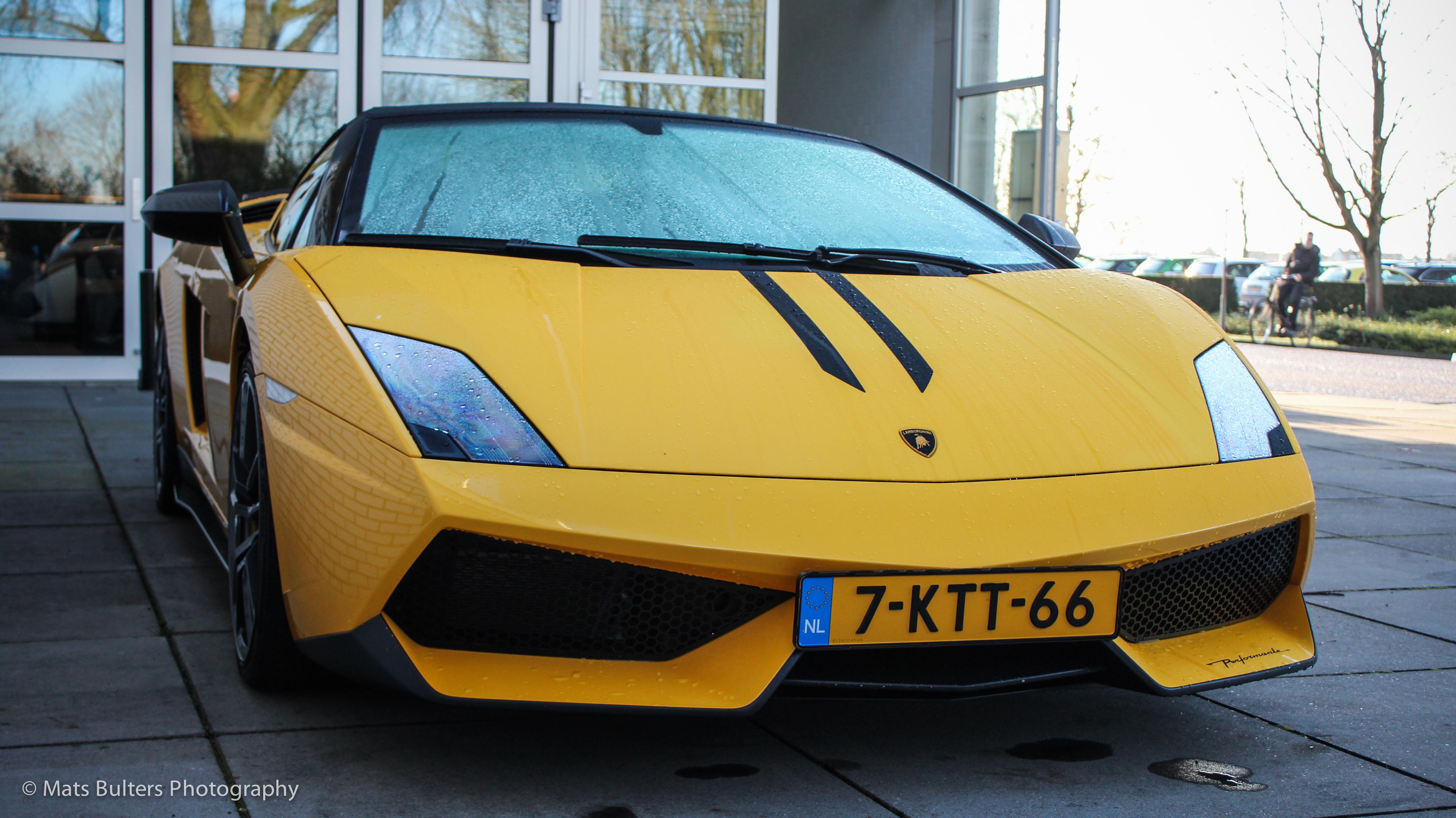 Lamborghini Gallardo LP570-4 Spyder Performante ET - www.hartvoorautos.nl