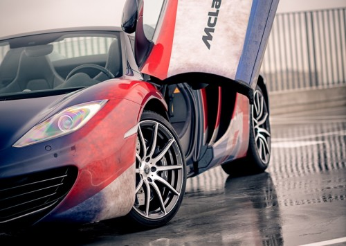 Rij-impressie: McLaren 12C Spider