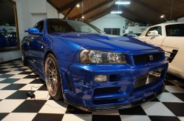 Nissan GT-R R34 Fast and Furious For Sale - www.hartvoorautos.nl