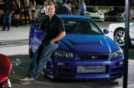 Paul Walker - Nissan Skyline R34 GTR - Fast and Furious - www.hartvoorautos.nl