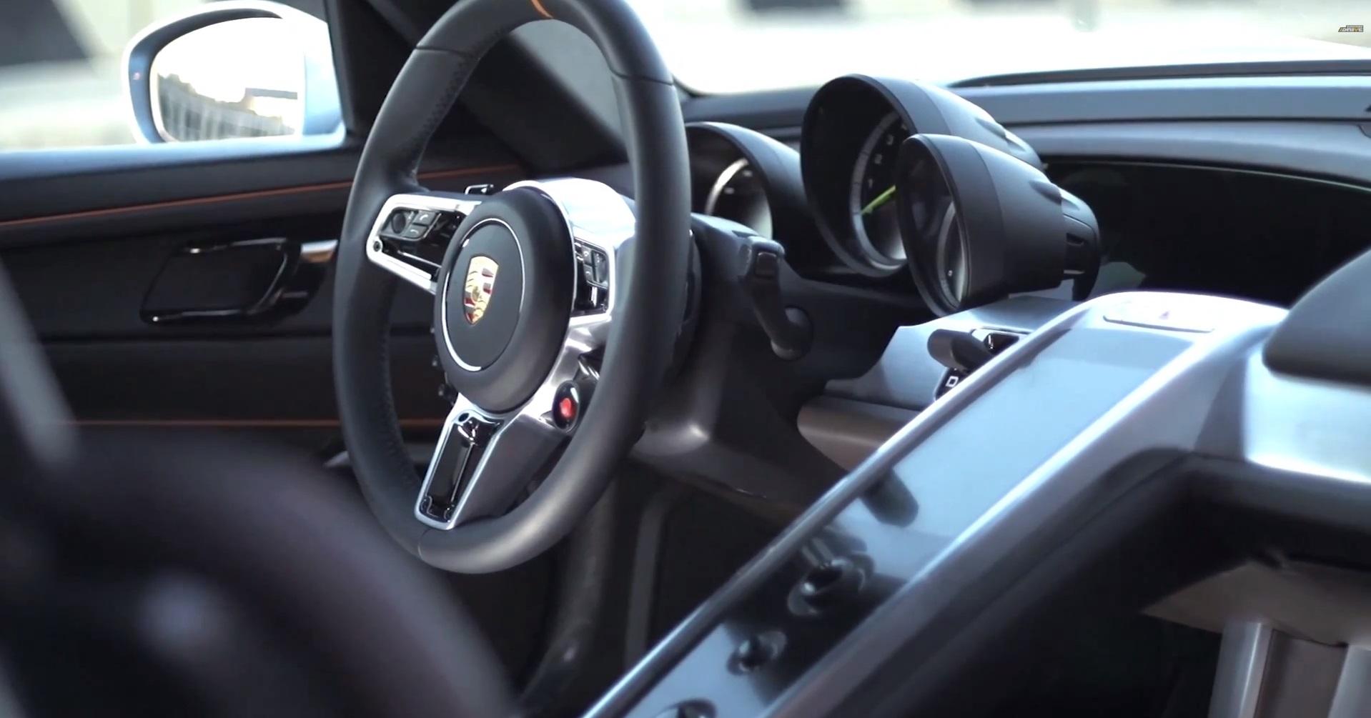Porsche 918 Spyder - www.hartvoorautos.nl