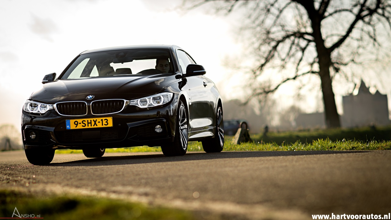 BMW 435i Coupé - www.hartvoorautos.nl