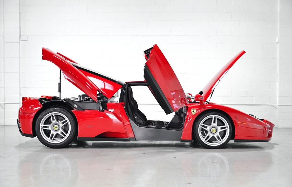 Ferrari Enzo For Sale 2 110 000 Hartvoorautos Nl