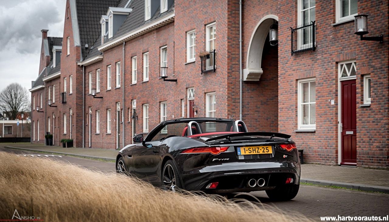 Jaguar F-Type V6 S - www.hartvoorautos.nl