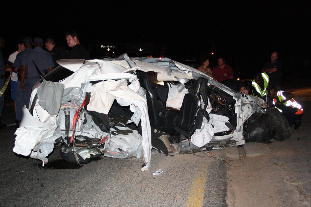 Horrible Mercedes-Benz A45 Crash Claims Two Lives ...