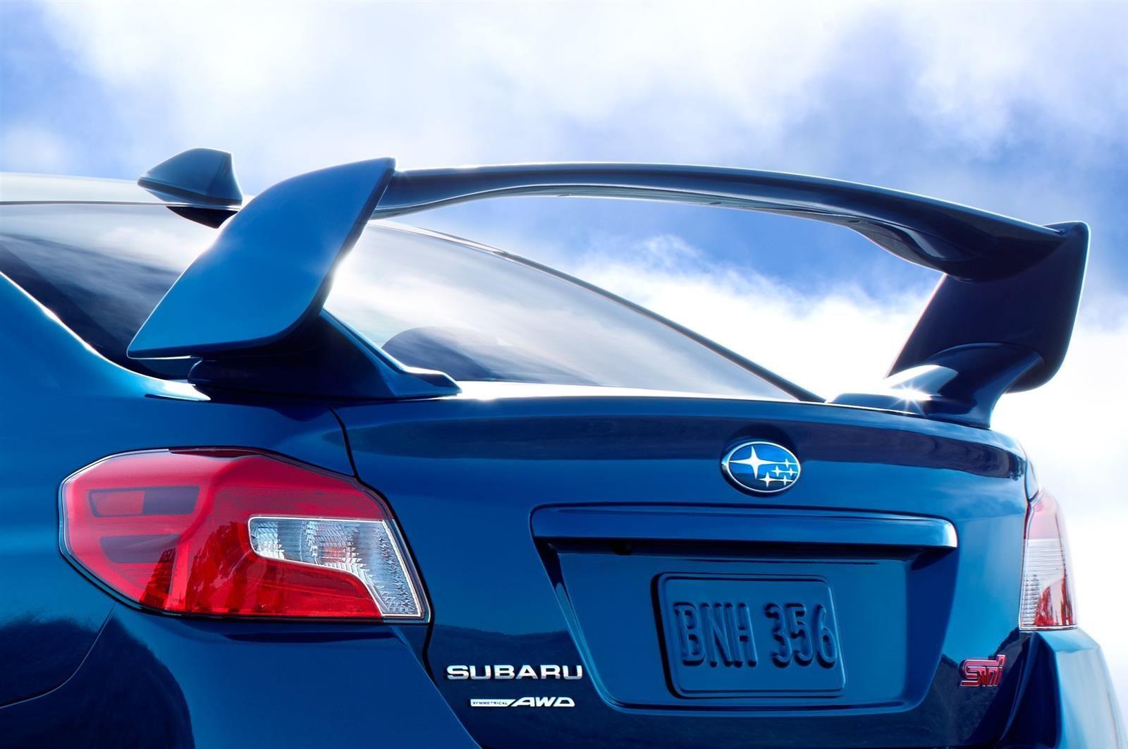 Subaru WRX STi - www.hartvoorautos.nl