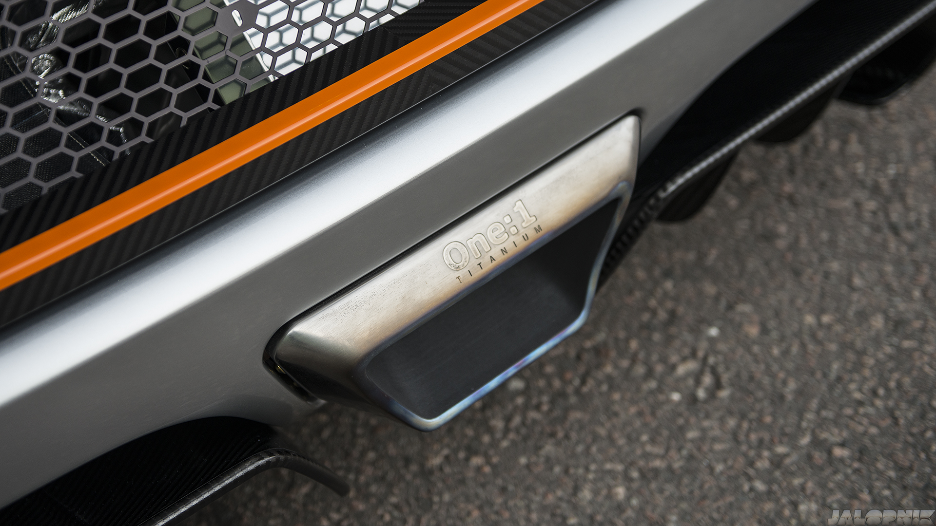 Koenigsegg One:1 - www.hartvoorautos.nl
