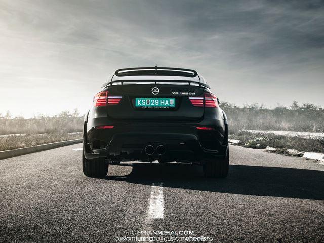 BMW X6 M50D Hamann Tycoon Evo - www.hartvoorautos.nl