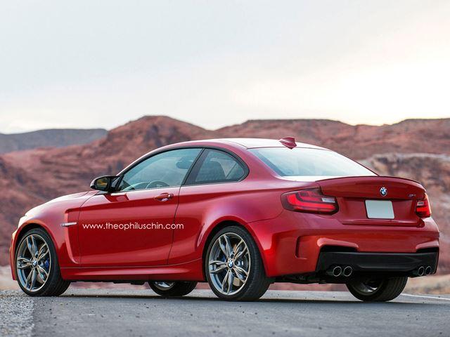 BMW M2 - www.hartvoorautos.nl