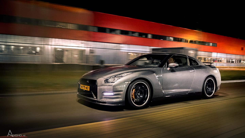 Nissan GT-R Track Pack - www.hartvoorautos.nl