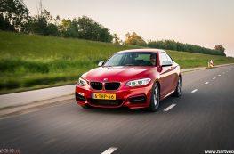 BMW M235i - www.hartvoorautos.nl