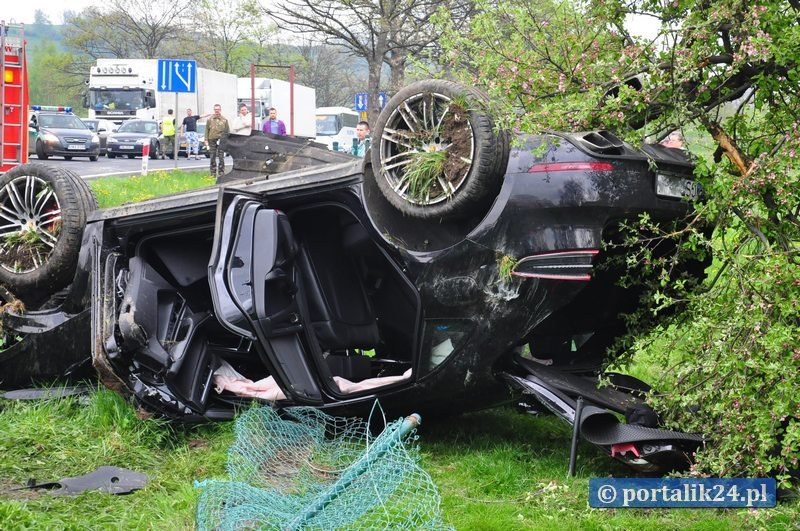Porsche Macan Crash - www.hartvoorautos.nl