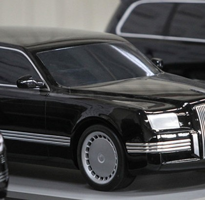 Vladimir Putin's Limousine - www.hartvoorautos.nl
