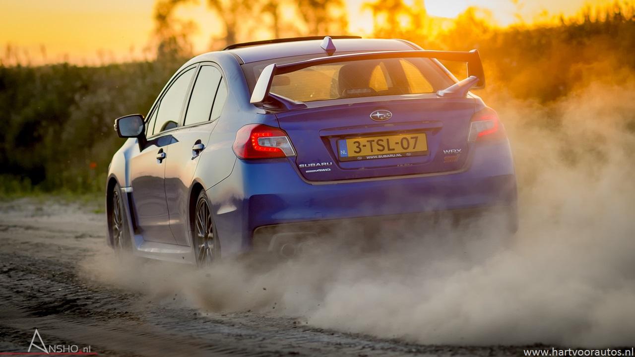 2015 Subaru WRX STI - www.hartvoorautos.nl