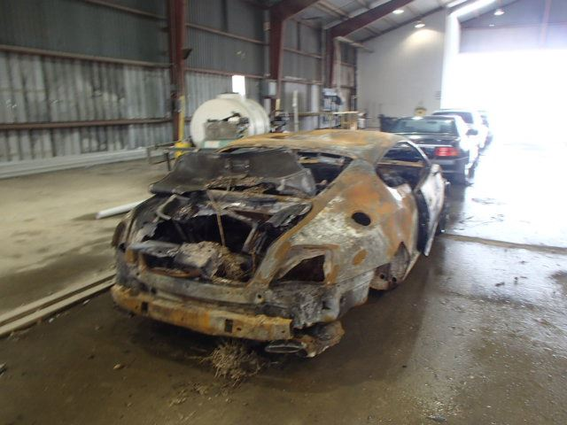 Burnt Bentley Continental GT - www.hartvoorautos.nl