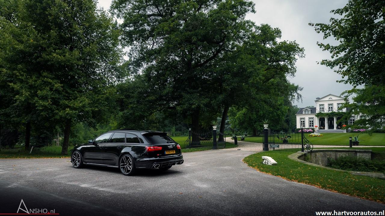 Audi RS6 Avant C7 - www.hartvoorautos.nl