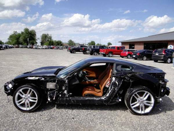 Corvette C7 Stingray Wreck - www.hartvoorautos.nl
