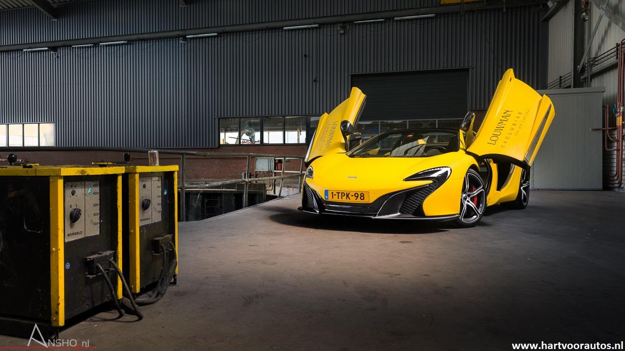 McLaren 650S Spider - www.hartvoorautos.nl