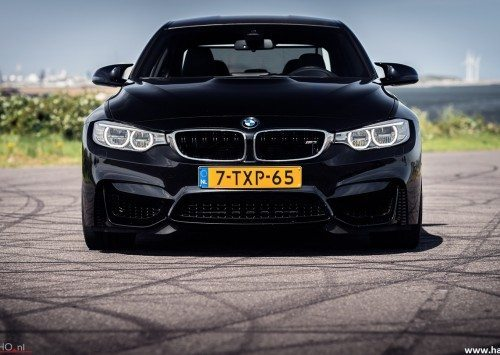 Getest: BMW M3 F80