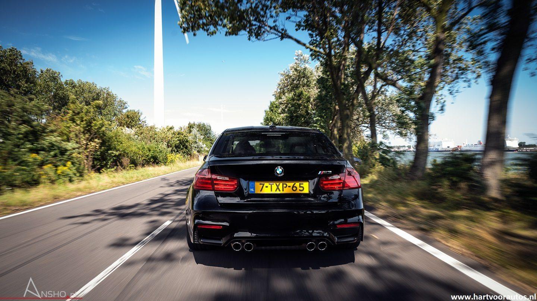 BMW M3 F80 - www.hartvoorautos.nl