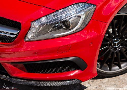 Getest: Mercedes-Benz A45 AMG