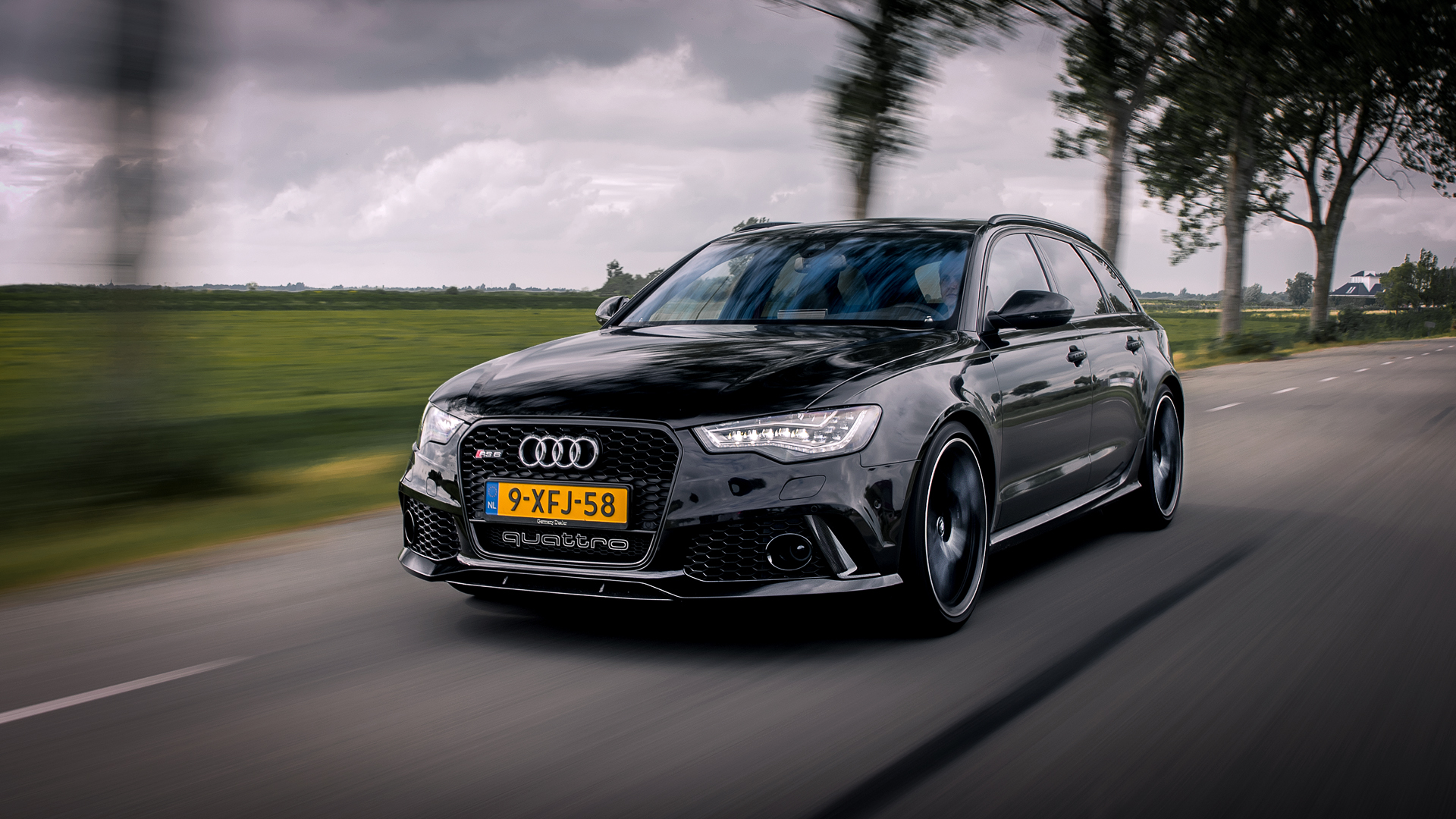 Picture Gallery Audi Rs6 Avant C7 Hartvoorautos Nl