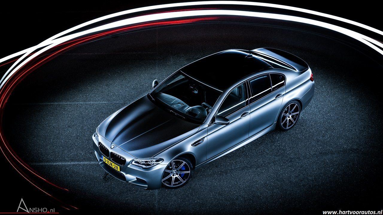 BMW M5 30 Jahre Edition - www.hartvoorautos.nl