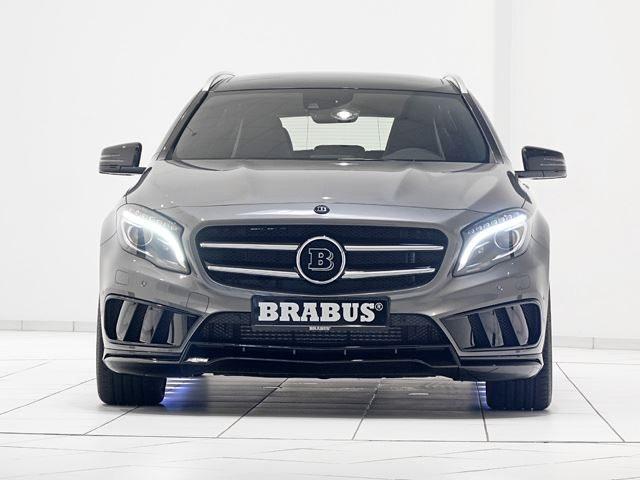 Brabus Mercedes-Benz GLA45 AMG